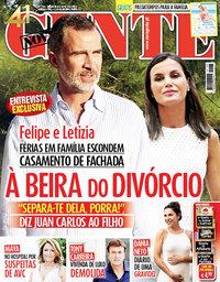 capa Nova Gente de 2 agosto 2018