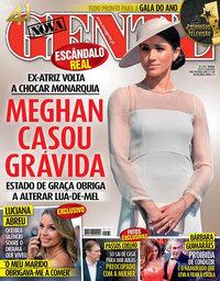 capa Nova Gente de 7 junho 2018