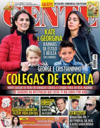 capa Nova Gente de 13 janeiro 2018