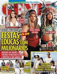 capa Nova Gente de 19 julho 2018