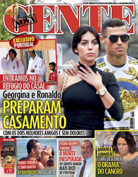 capa Nova Gente de 23 agosto 2018