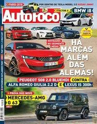 capa Revista Auto Foco de 11 outubro 2018