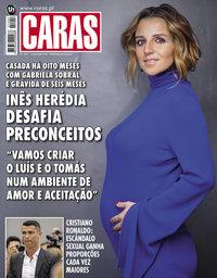 capa Revista Caras de 12 outubro 2018