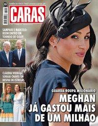 capa Revista Caras de 14 setembro 2018