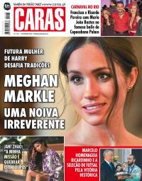capa Revista Caras de 16 fevereiro 2018
