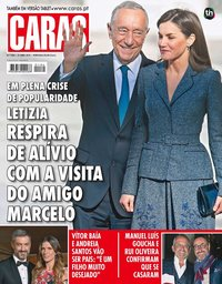 capa Revista Caras de 20 abril 2018