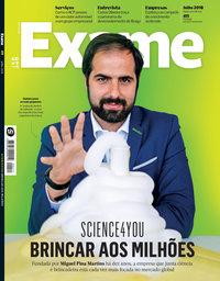 capa Revista Exame de 12 julho 2018
