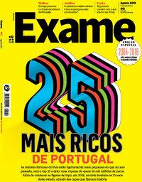 capa Revista Exame de 31 julho 2018