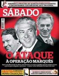 capa Revista Sábado de 4 outubro 2018