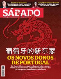 capa Revista Sábado de 5 abril 2018