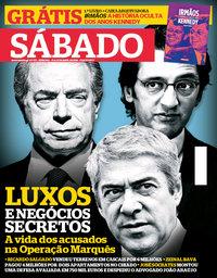 capa Revista Sábado de 19 abril 2018