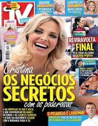 capa Revista TV Guia de 7 setembro 2018