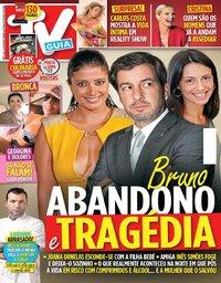 capa Revista TV Guia de 14 setembro 2018