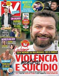 capa Revista TV Guia de 28 setembro 2018