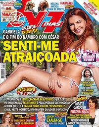 capa TV7 Dias de 9 julho 2018
