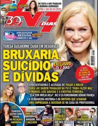 capa TV7 Dias de 11 fevereiro 2018