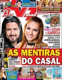 capa TV7 Dias de 23 abril 2018