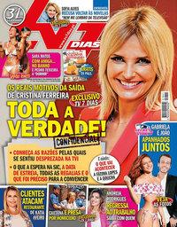 capa TV7 Dias de 26 agosto 2018
