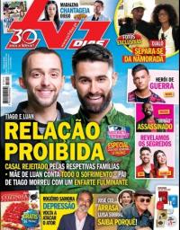 capa TV7 Dias de 27 fevereiro 2018