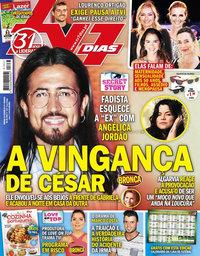 capa TV7 Dias de 29 julho 2018