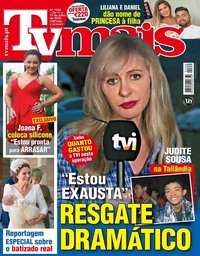 capa TV Mais de 11 julho 2018