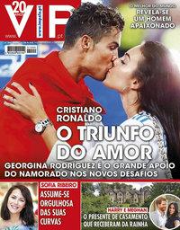 capa VIP de 4 junho 2018
