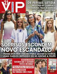 capa VIP de 6 agosto 2018