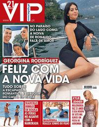 capa VIP de 20 agosto 2018