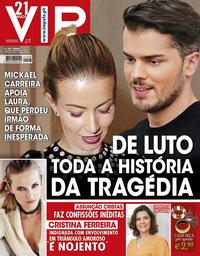 capa VIP de 30 julho 2018