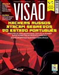 capa Visão de 30 agosto 2018