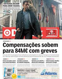 capa Jornal Destak de 19 julho 2018