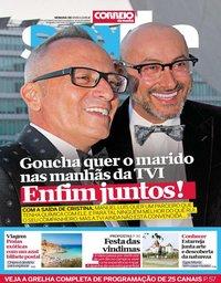 capa Revista Sexta de 7 setembro 2018