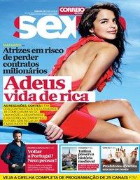 capa Revista Sexta de 10 agosto 2018