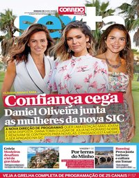 capa Revista Sexta de 24 agosto 2018