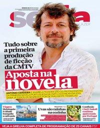 capa Revista Sexta de 28 setembro 2018