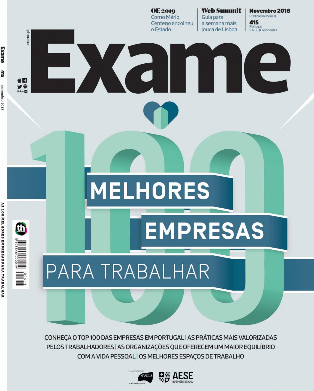 capa Revista Exame