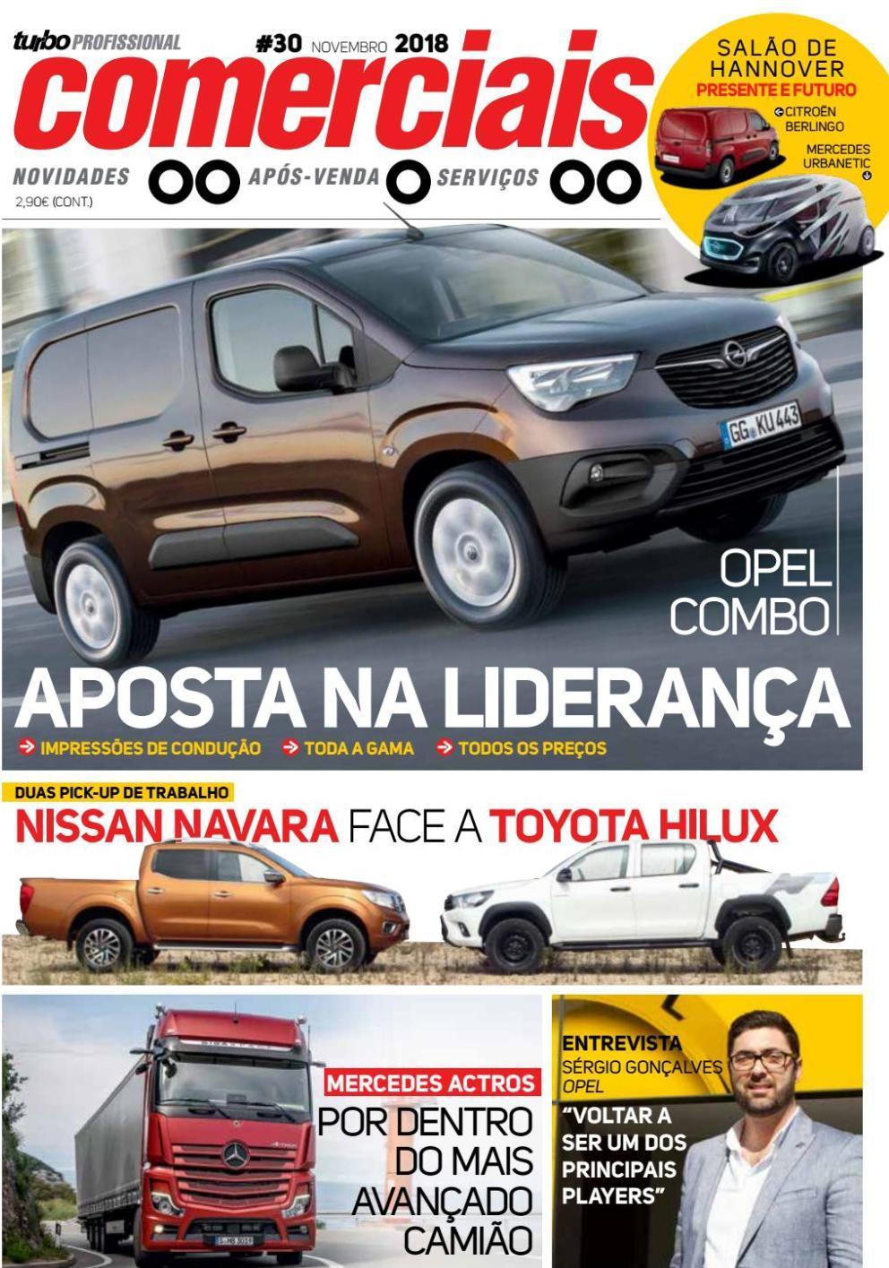 capa Revista Turbo Comerciais