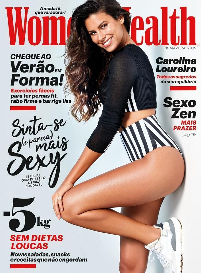 capa Revista Women's Health