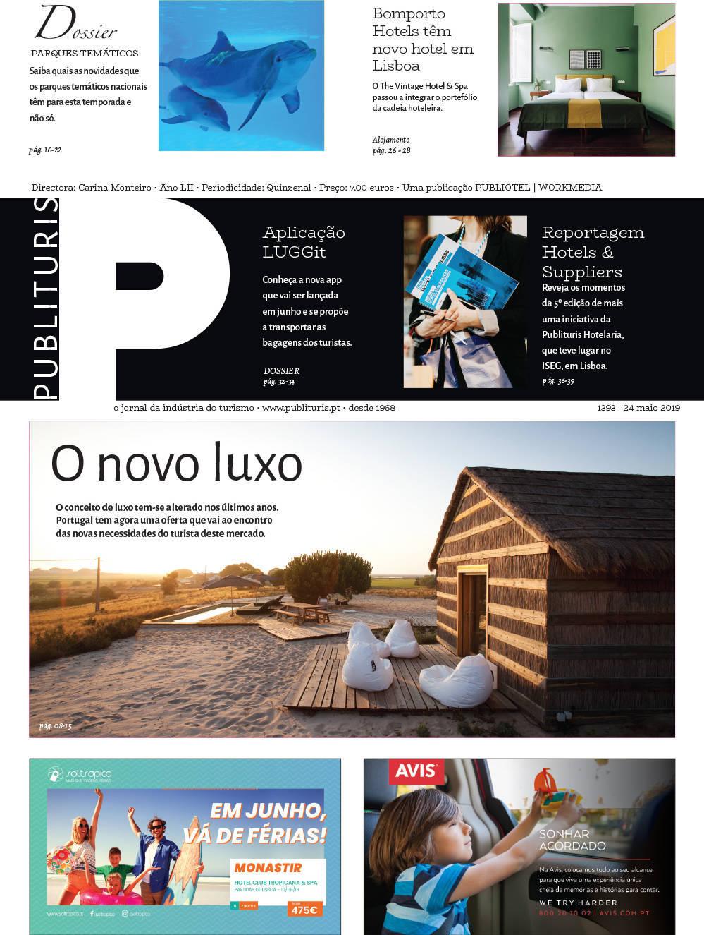 capa Jornal Publituris