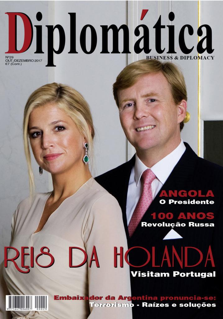 capa Revista Diplomática