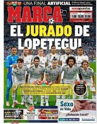 capa Jornal Marca de 23 outubro 2018