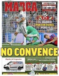 capa Jornal Marca de 24 outubro 2018