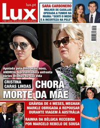 capa Lux de 25 outubro 2018