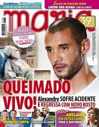capa Maria de 25 outubro 2018