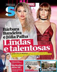 capa Revista Sexta de 19 outubro 2018