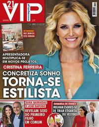 capa VIP de 27 outubro 2018
