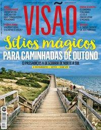 capa Visão de 24 outubro 2018