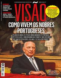 capa Visão de 31 outubro 2018