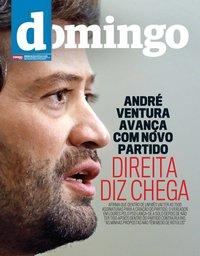 capa Domingo CM de 28 outubro 2018