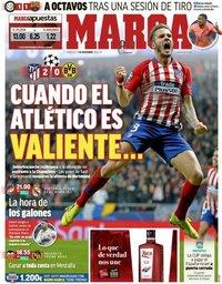 capa Jornal Marca de 7 novembro 2018